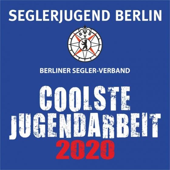 Sticker Coolste Jugendarbeit 2020